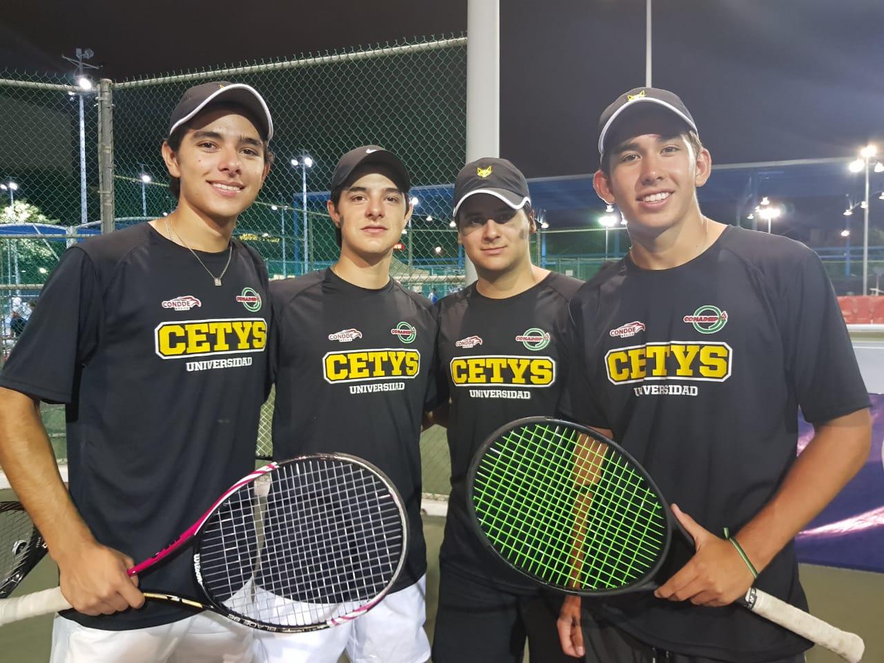 Participación histórica en Tenis