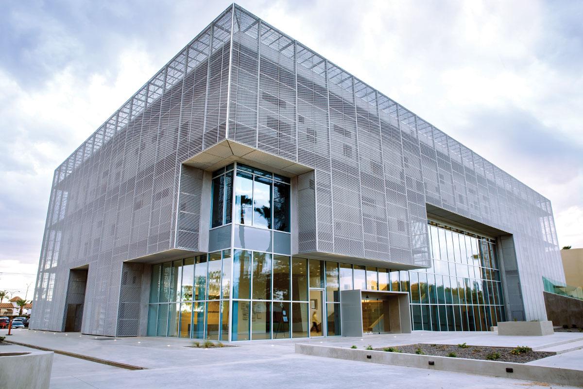 Nueva ubicación de oficinas para Educación Continua Campus Mexicali