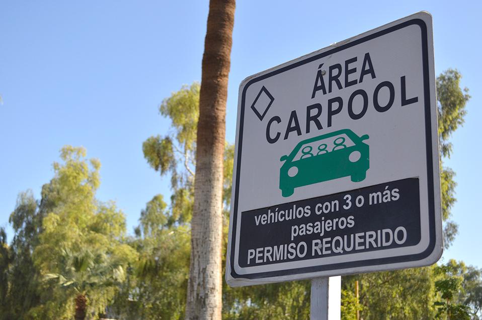 Carpool: ayuda al medio ambiente y a tu economía