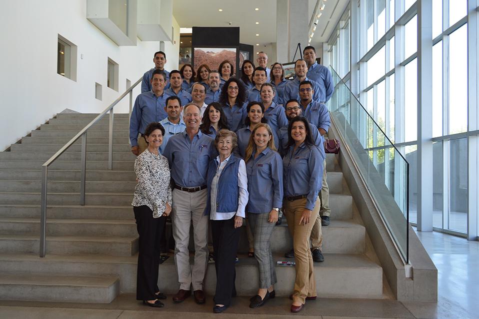 Colaboración en ética y valores, prioridades de CETYS y Grupo IAMSA
