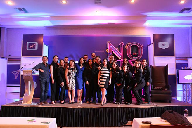 Universitarios celebran emprendimiento, innovación y liderazgo en CIAN 2018