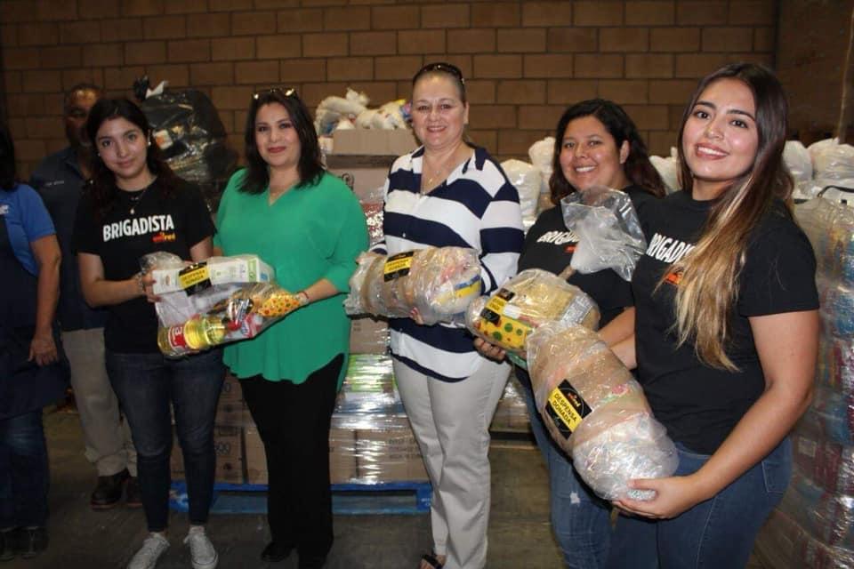 UNIRED CETYS envía tres toneladas de apoyo para damnificados en Sinaloa y San Felipe