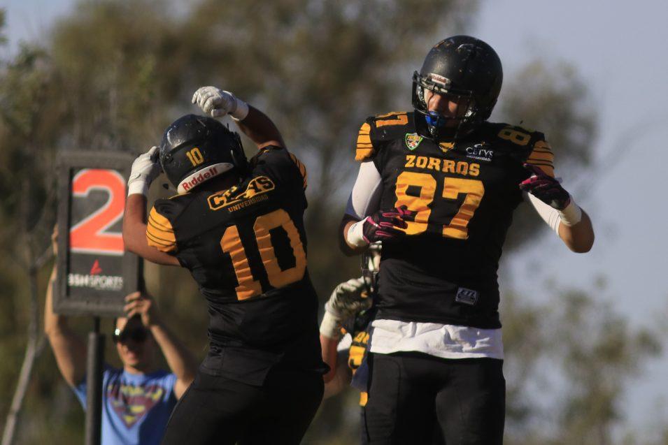 Zorros Tijuana cierran derrotando a Potros ITSON en tiempo extra
