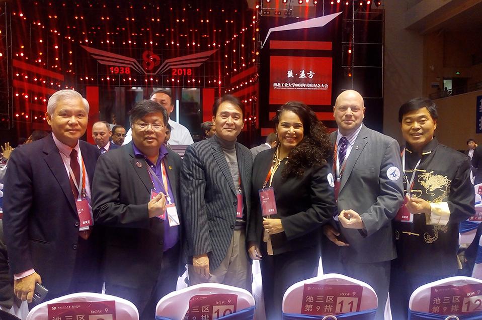 Experiencia internacional enChina, oportunidad para la colaboración en Prepa CETYS