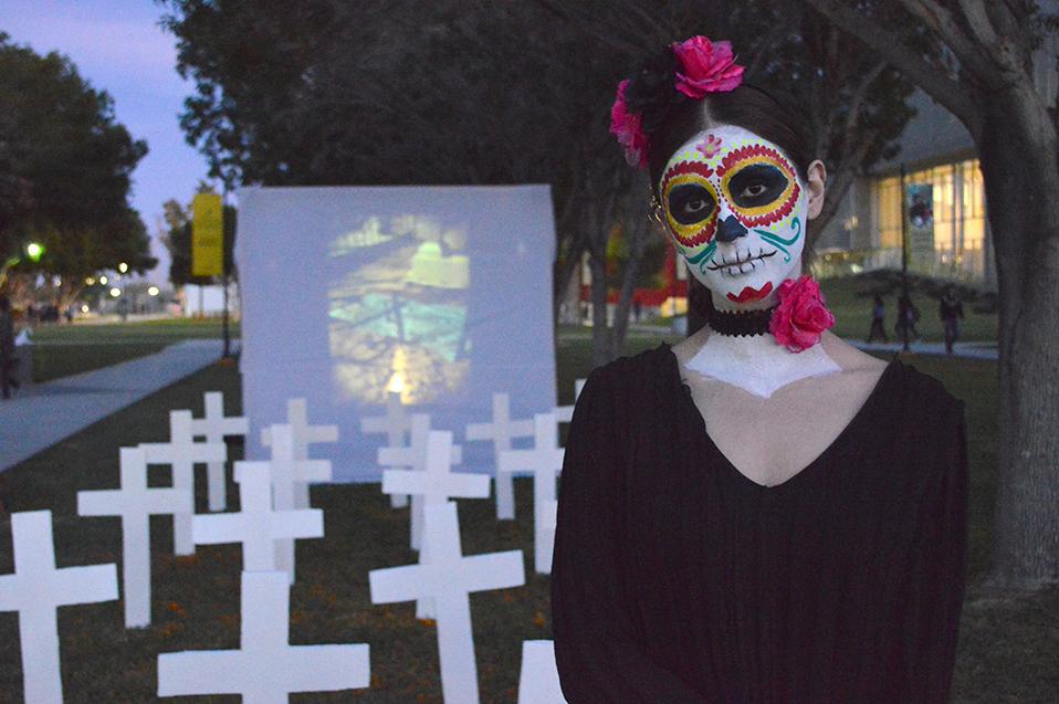 Invitan a preservar la tradición del Día de Muertos con los concursos Catrinas Vivientes Conceptuales y Tzompantli 2019
