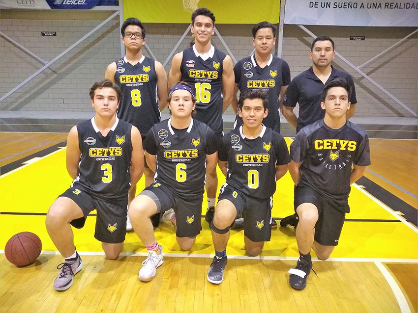 CETYS Mexicali, Campeón de prepas en Liga Municipal