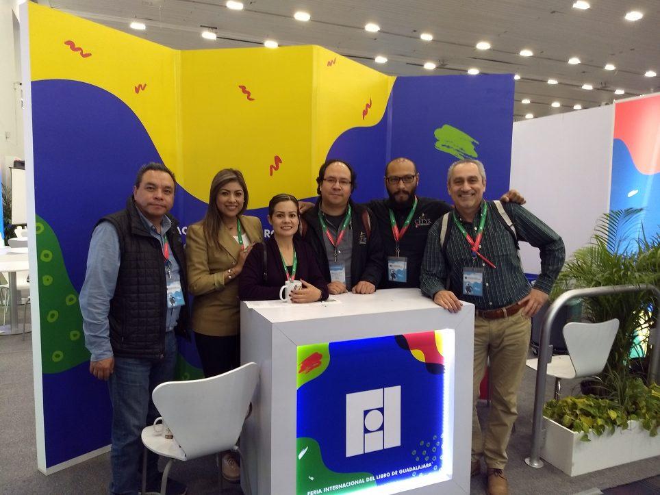 CETYS en la FIL de Guadalajara 2018