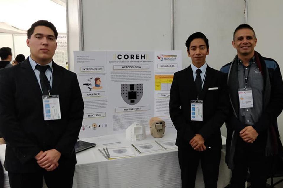 """Con """"COREH"""" buscan solucionar problemas de lesión cervical"""