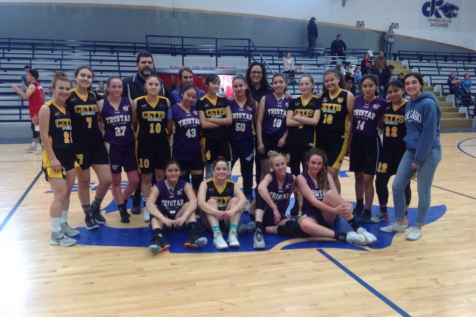 Zorros Femenil enfrentaron de nuevo a equipo australiano