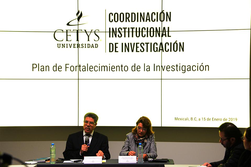 Investigación, responsabilidad social de las universidades: Plan de Fortalecimiento de la Investigación de CETYS