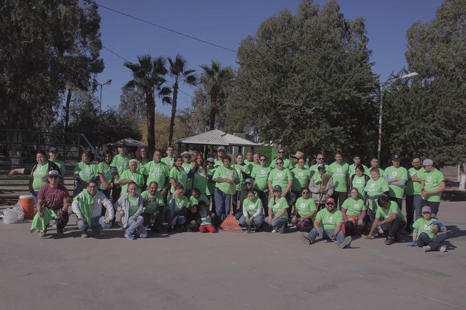 Alumnos de MBA buscan reactivar los parques de Mexicali
