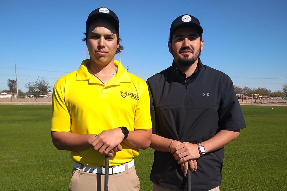 CETYS Universidad abre su camino en el golf universitario
