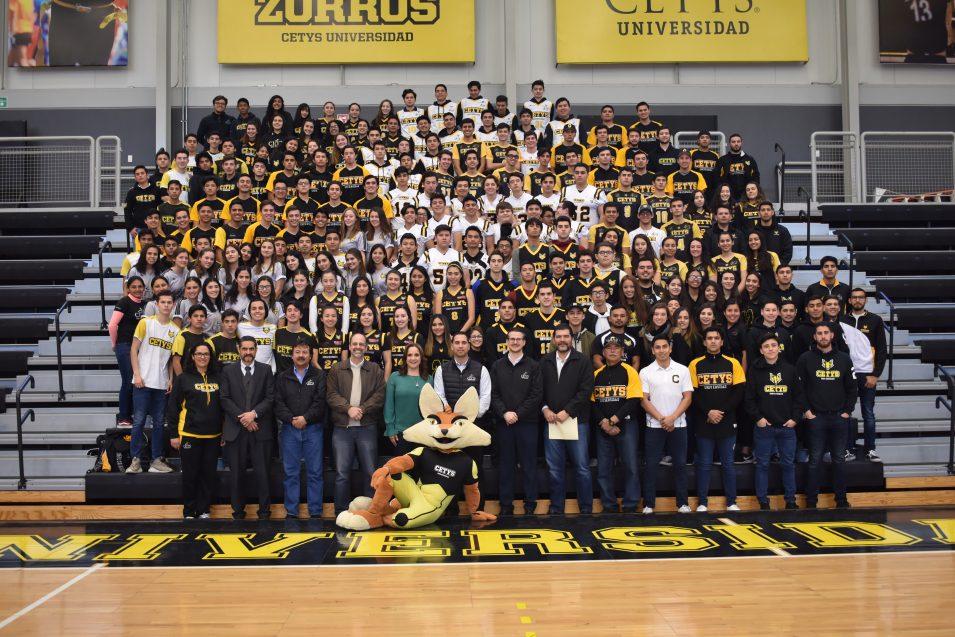 Más de 200 estudiantes de Campus Tijuana para competencias estudiantiles