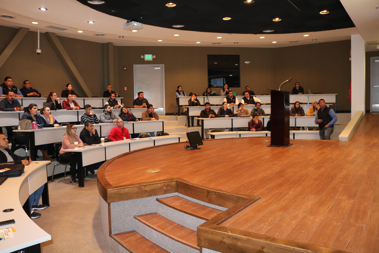 Conferencia: Higiene Industrial y su Marco Legal
