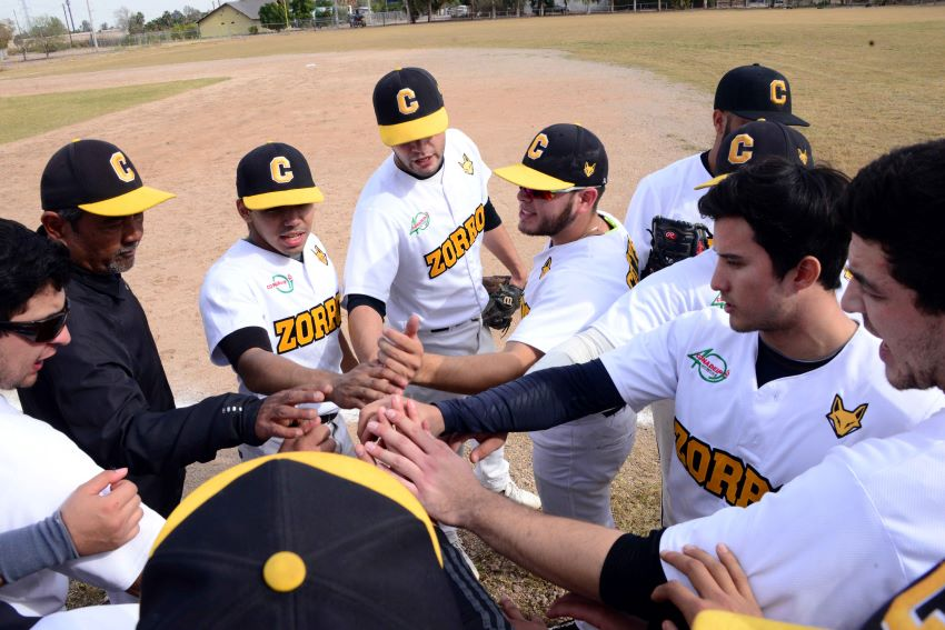 Béisbol de CETYS Universidad se prueba en Estados Unidos