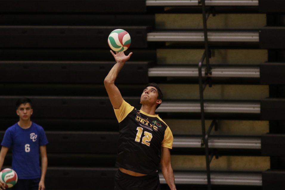 Zorros reciben a Aztecas en doble serie de voleibol