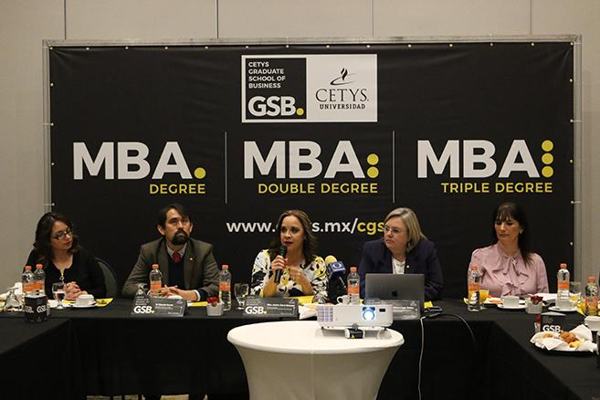 CETYS coloca a Ensenada en escenario mundial a través del MBA Triple Grado