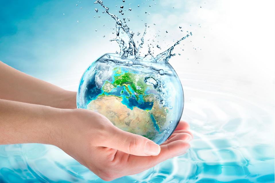 Cuatro formas de salvar el agua en su día