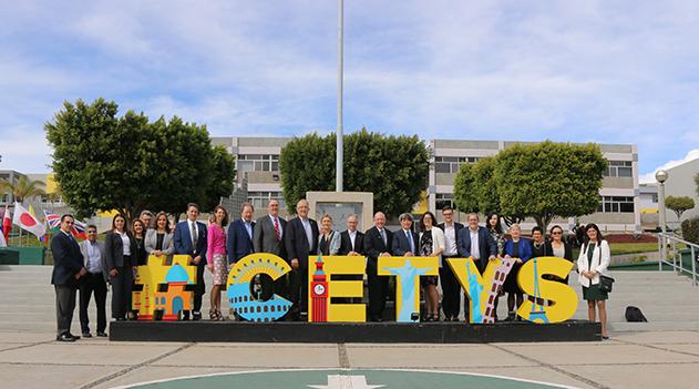 Da inicio la segunda reunión de miembros de la Red Global de Logros e Inclusión en CETYS Ensenada