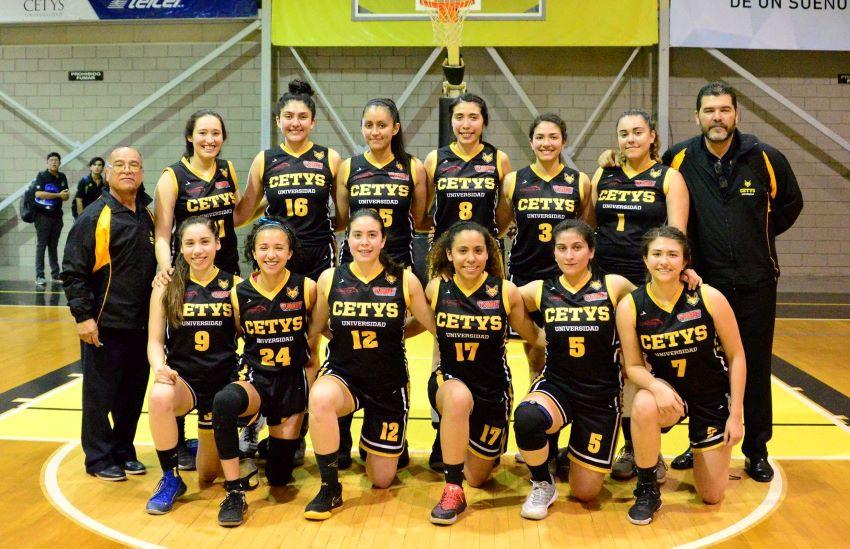 CETYS e ITSON dominan el baloncesto de Universiada Regional