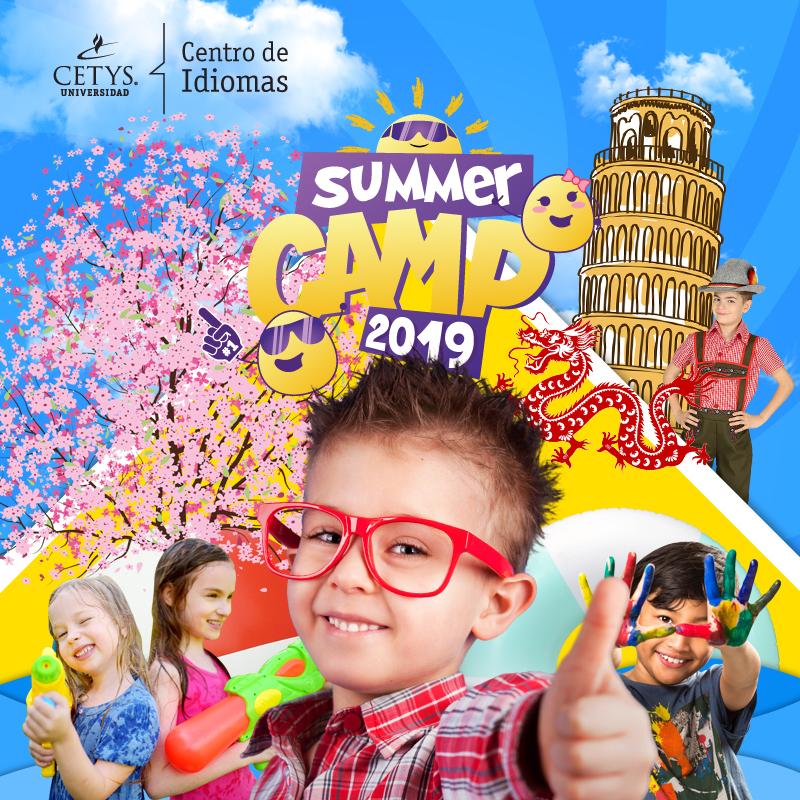 Summer Camp 2019 de Centro de Idiomas