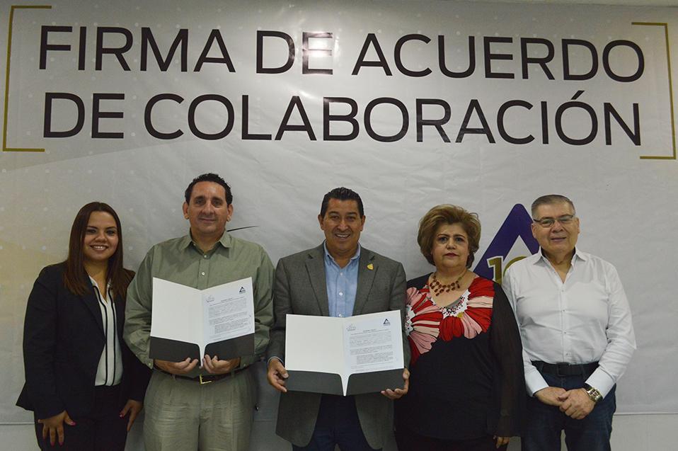 Colaboran para la profesionalización empresarial CETYS Y CANACO