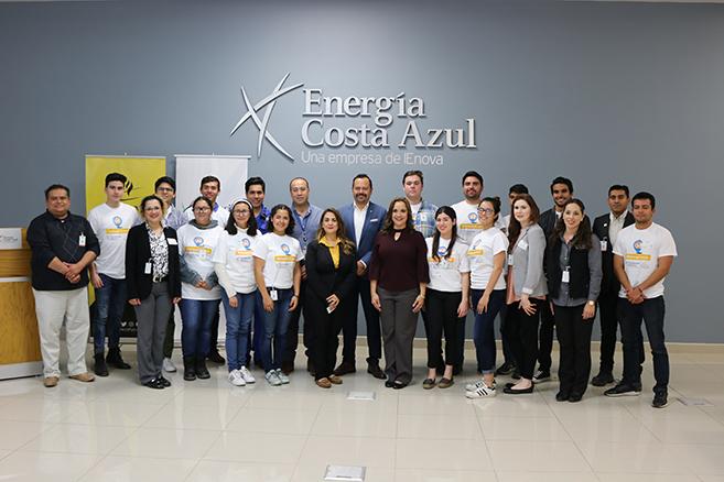 Fundación IEnova realiza 7ª entrega de becas a alumnos de excelencia
