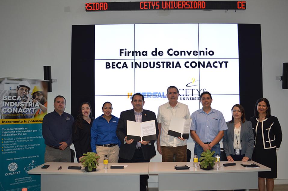 Beca Industria CETYS: Potencializar el talento ingenieril de la región
