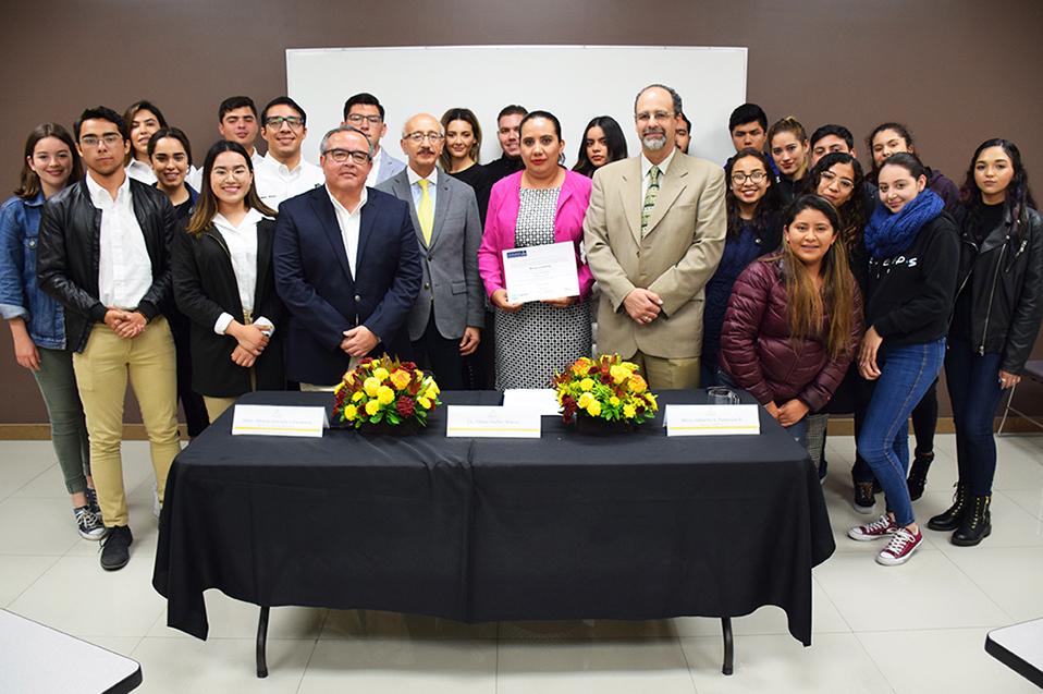 Reconocen a CETYS Tijuana por calidad en la enseñanza del derecho