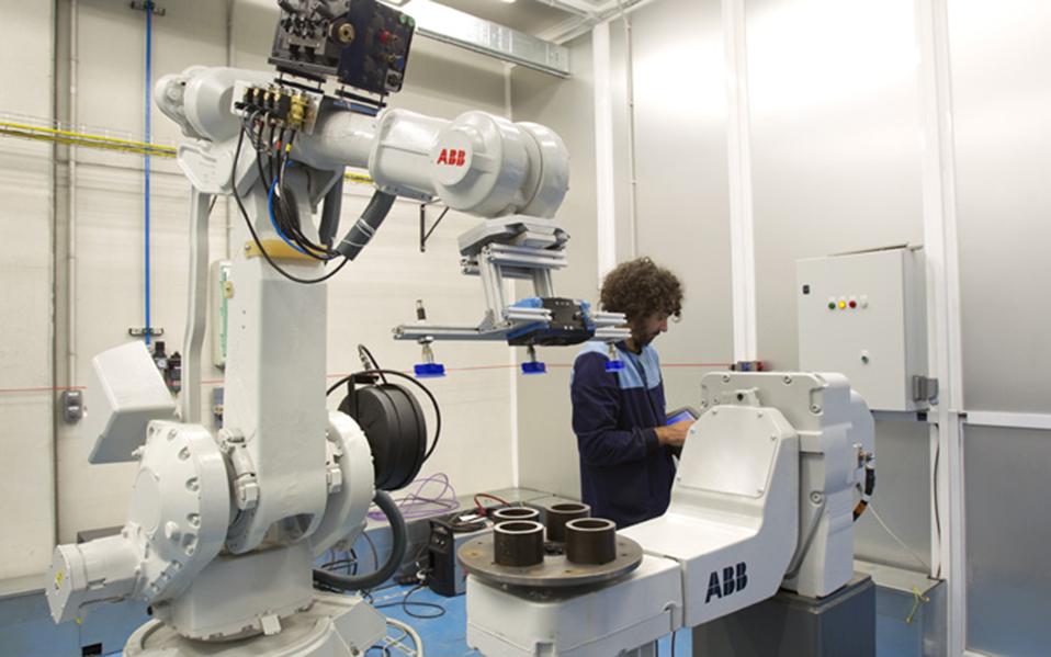 Diseño de robots parte primordial en la industria