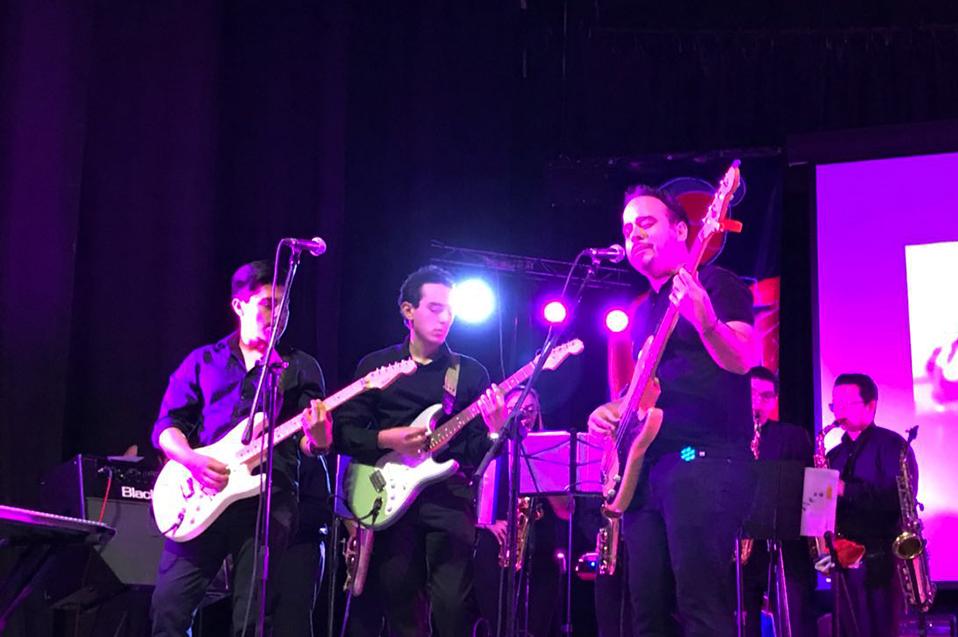"""La música saca tu mejor versión: Octavio """"Tavo"""" Rodriguez"""