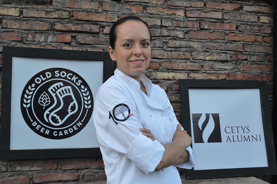Entre el negocio y el amor al arte culinario: Paola Manzanares, CETYS Alumni