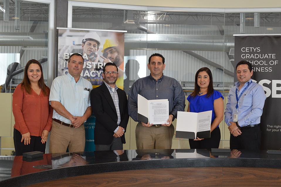 Desarrollar el capital humano: CETYS Universidad y Safran Electronics & Defense