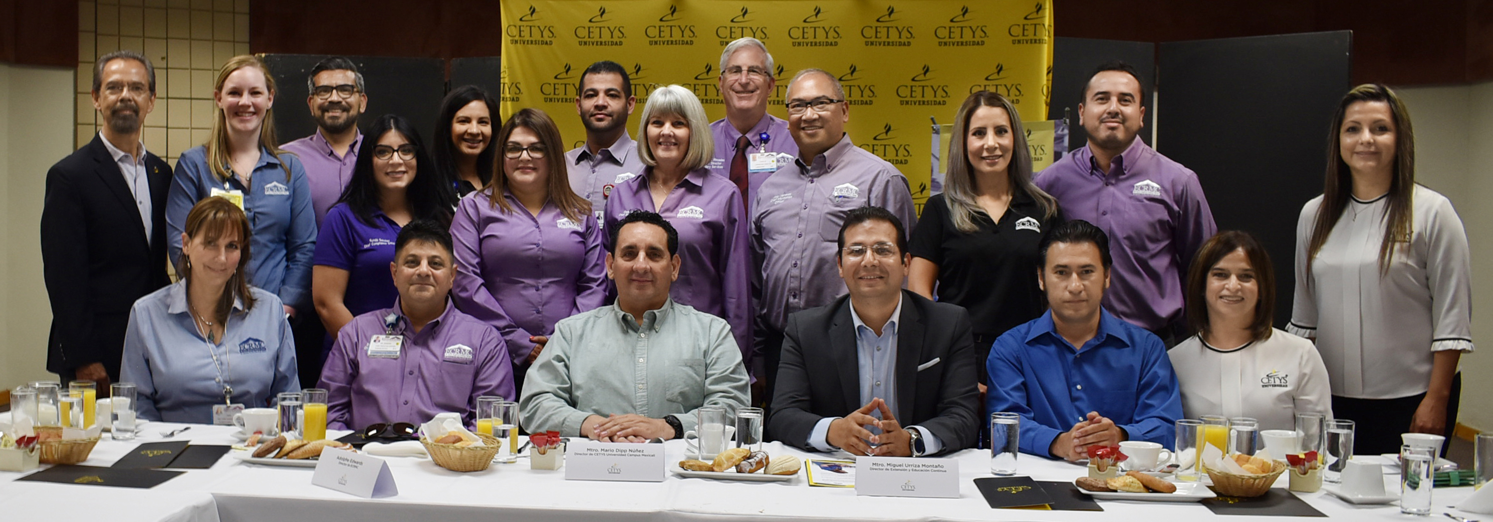 CETYS Universidad y El Centro Regional Medical Center crean capacitación para enfermeros