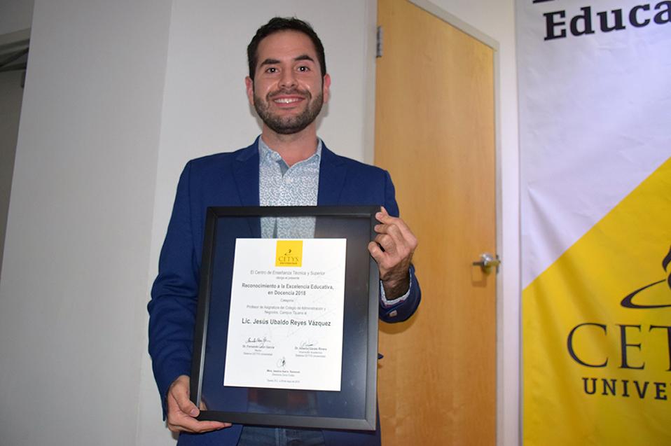 Jesús Ubaldo Reyes Vazquez