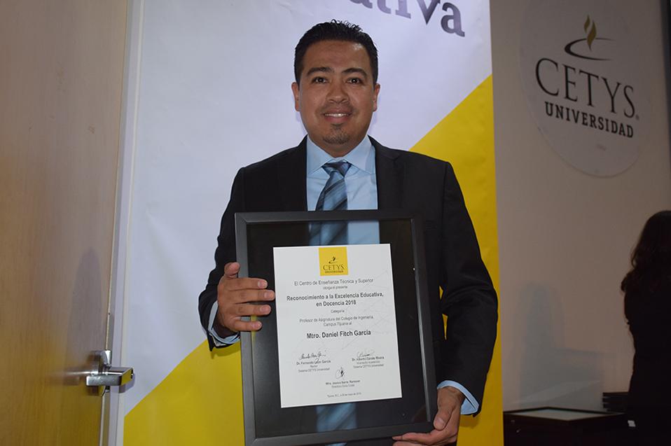Daniel Fitch García
