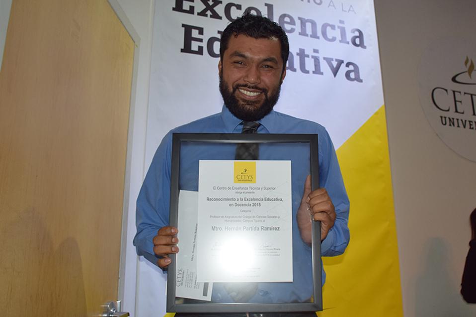 Hernán Partida Ramírez