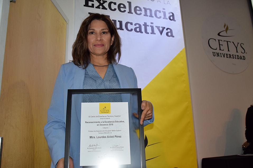 Lourdes Aideé Pérez