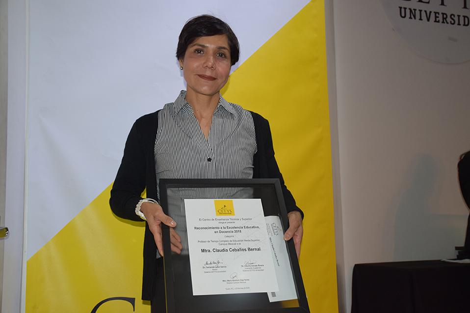 Claudia Ceballos Bernal