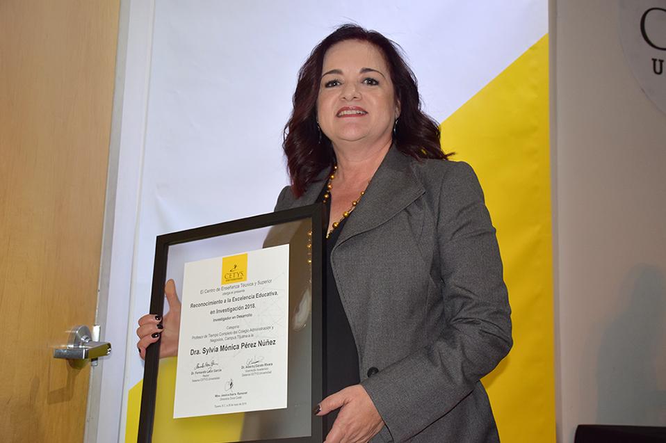Sylvia Mónica Pérez Núñez