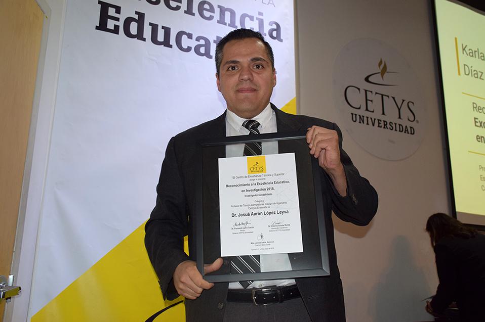 Josué Aarón López Leyva