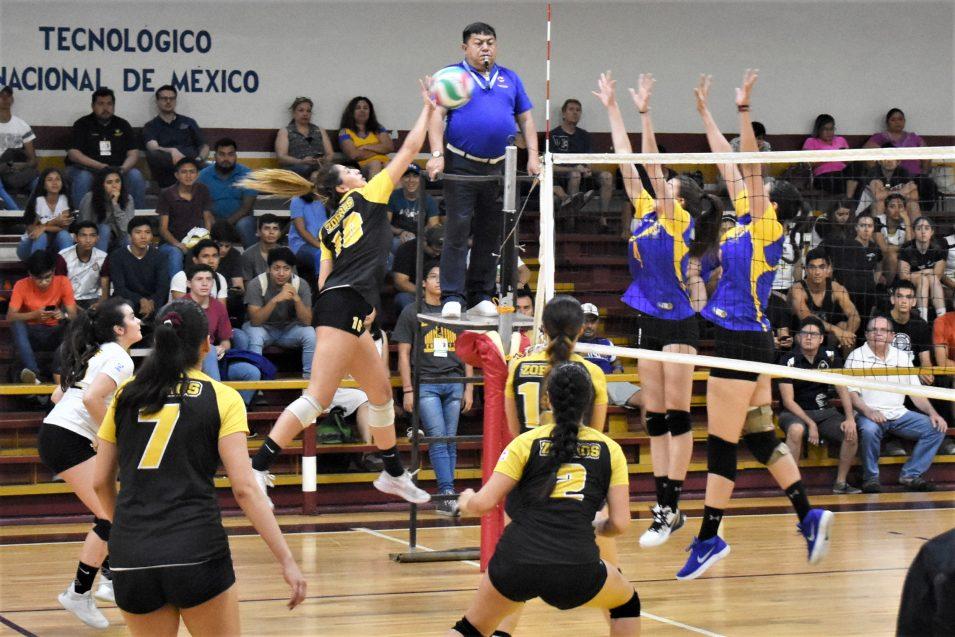 Voleibol femenil disputará bronce, hay vida en fútbol bardas