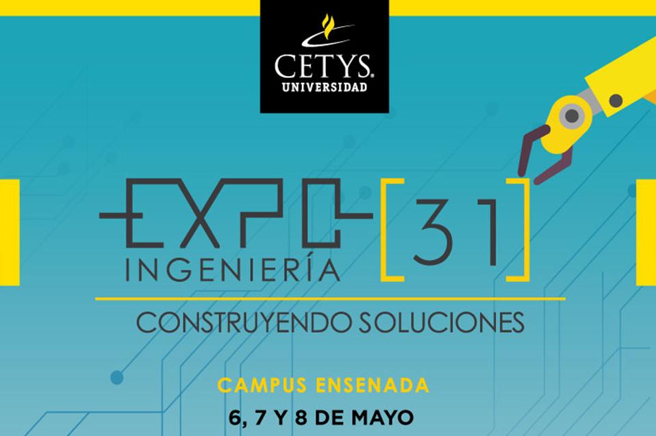 Futuros ingenieros presentarán proyectos en la Expo Ingeniería 31