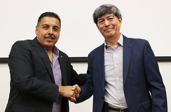 Juntos, astronauta José Hernández y CETYS,  impulsarán ingeniería aeroespacial del país
