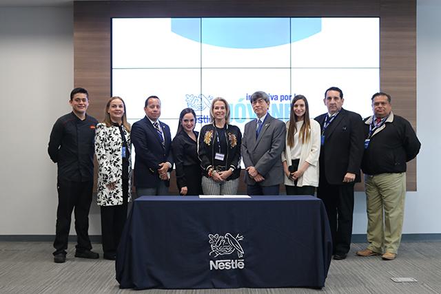 CETYS y Nestlé establecen alianza en beneficio de la juventud mexicana