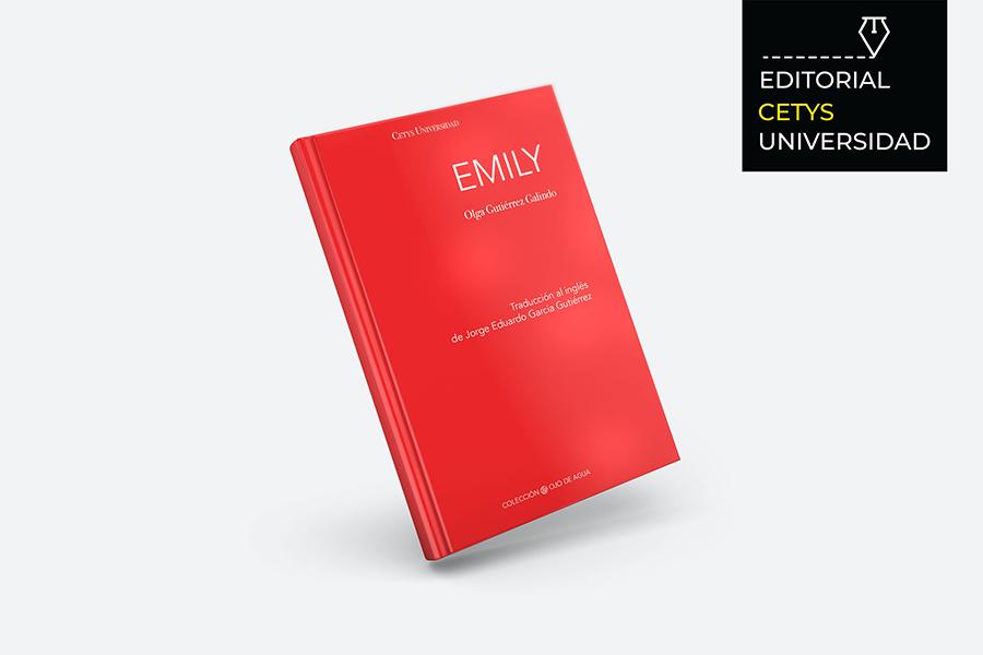 Novedad editorial: Emily de Olga Gutiérrez Galindo