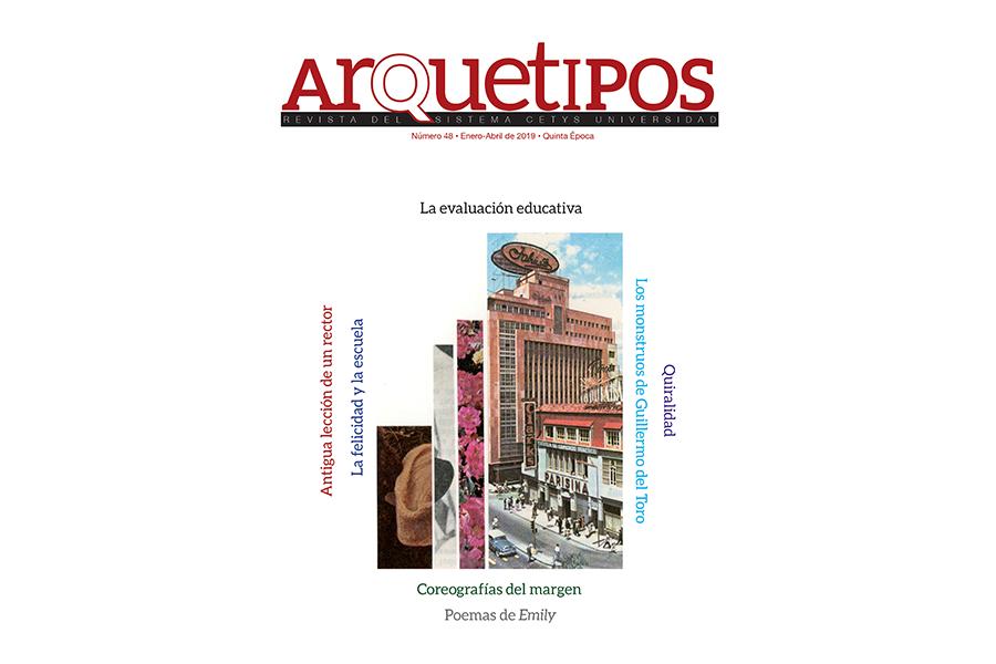 Arquetipos 48 en la Feria del Libro de Tijuana 2019