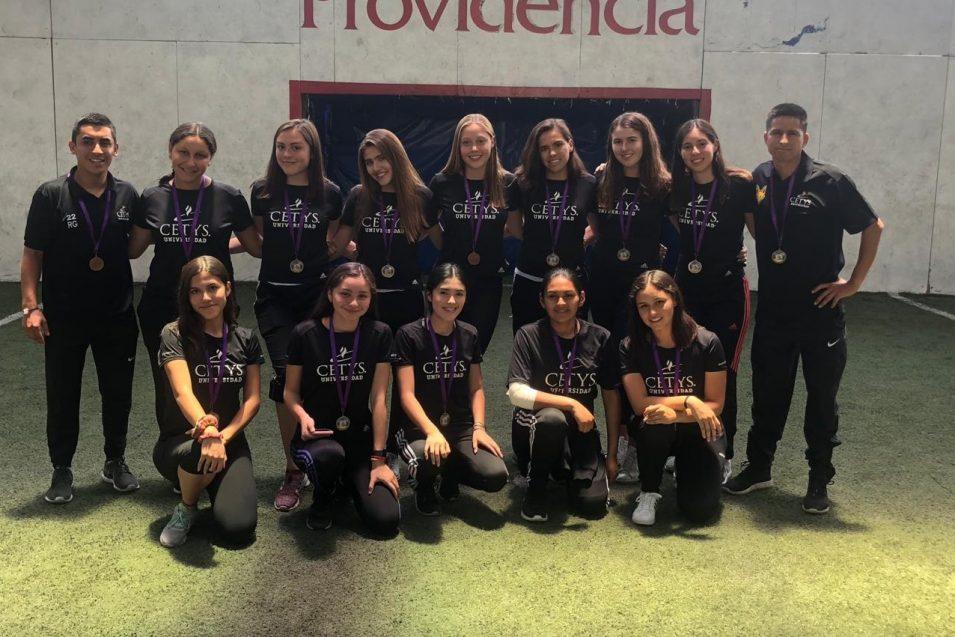 Futbolistas de Campus Tijuana regresaron con éxito de Tlaxcala