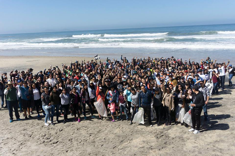 Permea concientización de limpieza de los océanos en Bachilleres de CETYS