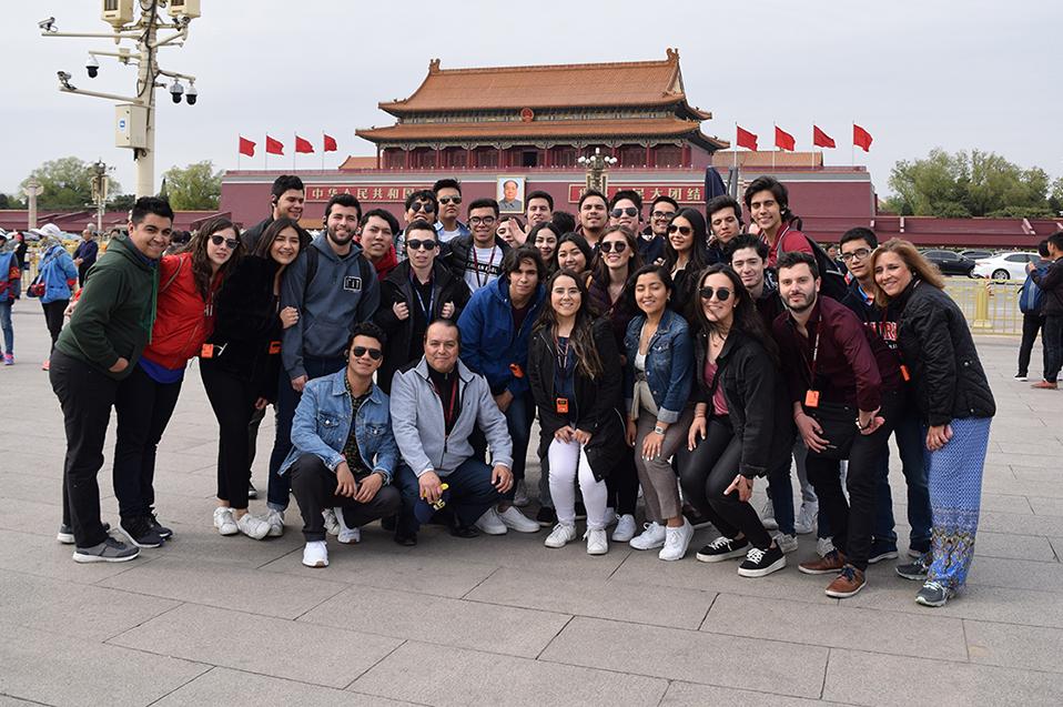 Estudiantes de LNI y LNIGP de CETYS amplían sus conocimientos y bagaje cultural en China